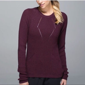 Lululemon The Sweater The Better 6